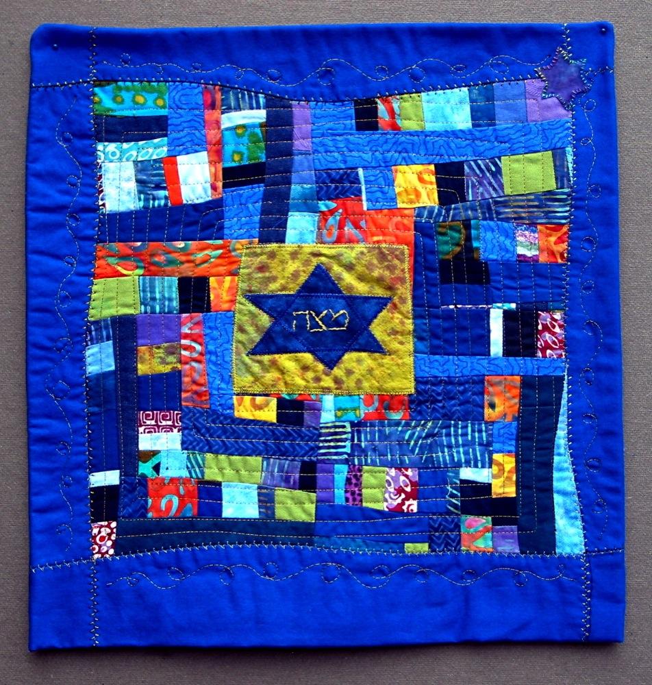 Passover Matzo Cover