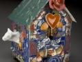 Heart Bird House